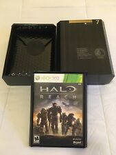 Halo: Reach - Limited Edition (Microsoft Xbox 360, 2010) Complete