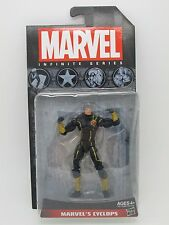 "Marvel Universe Infinite Series Marvel's Cyclops 3.75"" Action Figure New In Box"