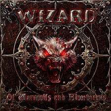 WIZARD - Of Wariwulfs And Bluotvarwes - CD - 200705