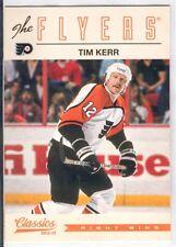 Tim Kerr 128 2012-13 Classics Signatures