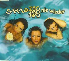 Maxi CD - Sara @ Tic Tac Two - Nie Wieder - #A2261