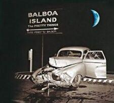 THE PRETTY THINGS - BALBOA ISLAND NEW CD