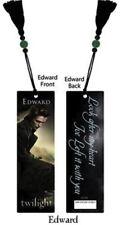 Twilight Bookmark Edward Cullen Vampire NEW Robert Pattinson look after my heart