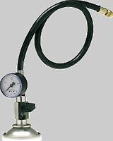 Afriso Adapter mit Manometer 0 bis 4bar Absperreinrichtung