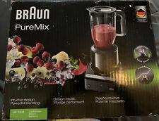 Braun Jb7000Bks Puremix Jug Blender Black Brand New In Box