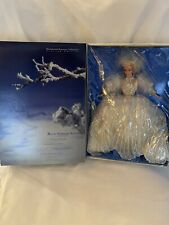 Mattel Enchanted Seasons SNOW PRINCESS Barbie Doll 11875 NRFB