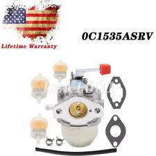0C1535ASRV Carburetor For Generac 4000XL 4000EXL GN220 7.8HP 97747 C1535 Carb US