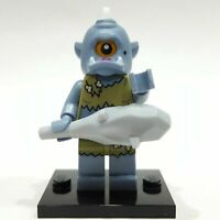 Genuine Lego Lady Cyclops Minifigure (Used - Series 13 - COL209)