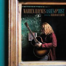 Warren Haynes : Ashes & Dust (Feat. Railroad Earth) CD (2015) ***NEW***