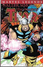 MARVEL LEGENDS THE MIGHTY THOR VOL. 2 TRADE PAPERBACK (FN) WALTER SIMONSON