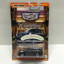 2021 Matchbox Cadillac collection 2015 Cadillac Escalade Walmart exclusive 1/12