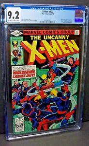 Uncanny X-Men #133 CGC 9.2 1st solo Wolverine cover appearance Marvel 1980