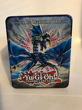 Yu-Gi-Oh! Number 17: Leviathan Dragon Tin + 100 and More Cards