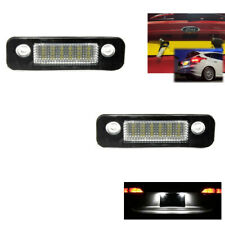 Ford Fiesta MK5 5 Fusion Mondeo MK2 2 LED License Number Plate Light Lamp ST