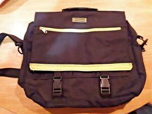 Laptop messenger carry shoulder bag samsonite bookbag
