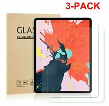 3-Pack Tempered Glass Screen Protector For Apple iPad Pro 11 inch 2020 Model