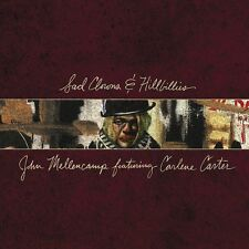 JOHN MELLENCAMP SAD CLOWNS & HILLBILLIES CD (New Release 2017)