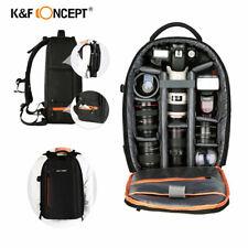 K&F Concept Fotorucksack wasserdicht Kamerarucksack Rucksack Kamera Tasche