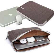 Laptop Computer protector Case Notebook Cover Bag Pouch 11 13 14 15 17 inch MAC
