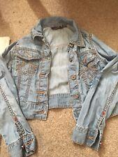 Mexx Girl Denim Jacket 5-6 Years