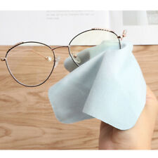 5Pcs Microfiber Eye Glasses Cleaning Cloth For Lens Phone Screen Clean Wipe
