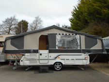 Pennine Pathfinder Q6 2013 6 Berth Folding Camper with Full Awning