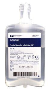 Covidien Respiflo H Sterilwasser 325 ml inkl. Adapter steriles Wasser Inhalation