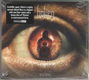 Haken - Visions 2CD NEU OVP