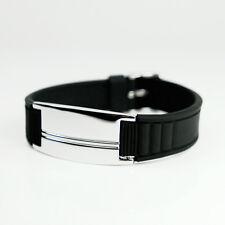 ONE ION AUTHENTIC Plus Power ION Balance Bracelet Sport Wristband Band
