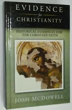 New ListingEvidence for Christianity by Josh McDowell Christian Apologetics & Theology