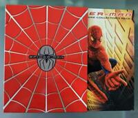 Spider-Man The Deluxe Collectors Pack 4-Disc DVD & CD Soundtrack