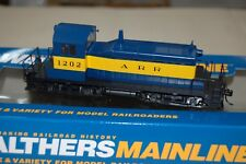 Walthers Mainline HO SW1 Alaska Railroad #1202