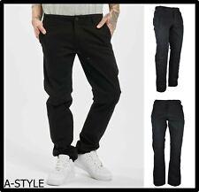 a-style pantaloni da uomo elasticizzati a zampa dritti svasati bootcut invernali