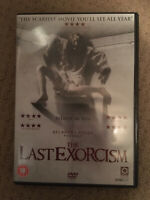 The Last Exorcism DVD Ashley Bell Horror Movie Very Good Condition FREEPOST