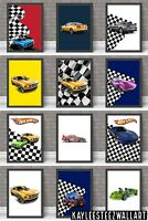 Blue BMW X5 CARS6067 Art Print Poster A4 A3 A2 A1