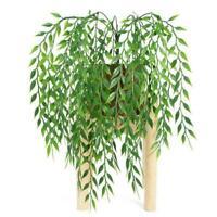 Artificial Ivy Trailing Vine Fake Foliage Flower Hanging Plant Leaf Hot B5T2