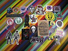 new vinyl toy sticker Urban Designer - MVH Punk Drunkers Retroband Meats Kaiju