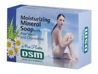 Mon Platin DSM Dead Sea Minerals Moisturizing Soap Aloe Vera Chamomile 125gr
