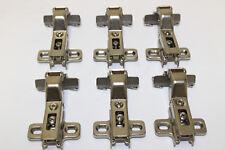 6 SALICE Scharnier Alu Rahmen Topfscharnier Türscharnier Topfband Topfbänder K17