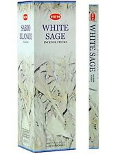 200 Sticks (25 8-Stick Boxes) Hem White Sage Incense!