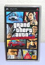 Grand Theft Auto Liberty City Stories Sony PSP PlayStation Portable Japan JP JPN