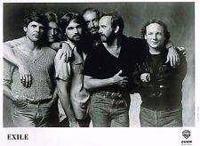 Exile - HEART & SOUL - Publicity Photo - 1981