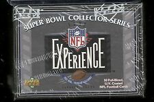 1993 UD NFL Experience 50-card Factory Sealed Football Set  Marino  Montana  ++