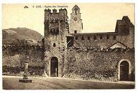 CPA 65  Hautes-Pyrénées Luz-Saint-Sauveur Eglise des Templiers