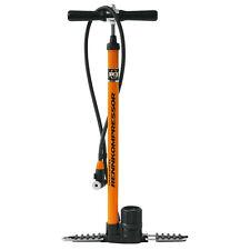 SKS Rennkompressor Bicycle Floor Pump (Orange)