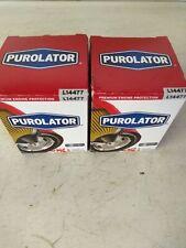 Purolator L14477 Engine Oil Filter (Pack of 2)