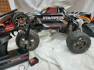 Traxxas Stampede 2wd Brushless,  RTR W Transmitter
