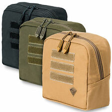 First Tactical Tactix Series 6x6 Military Army Police MOLLE Square Utility Pouch