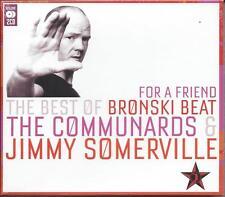 Jimmy Somerville,  Bronski Beat, The Communards - Best Of / Greatest Hits 2CD