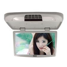 18.5 Inch TFT LCD Monitor/Car Roof Mount Monitors Light Grey